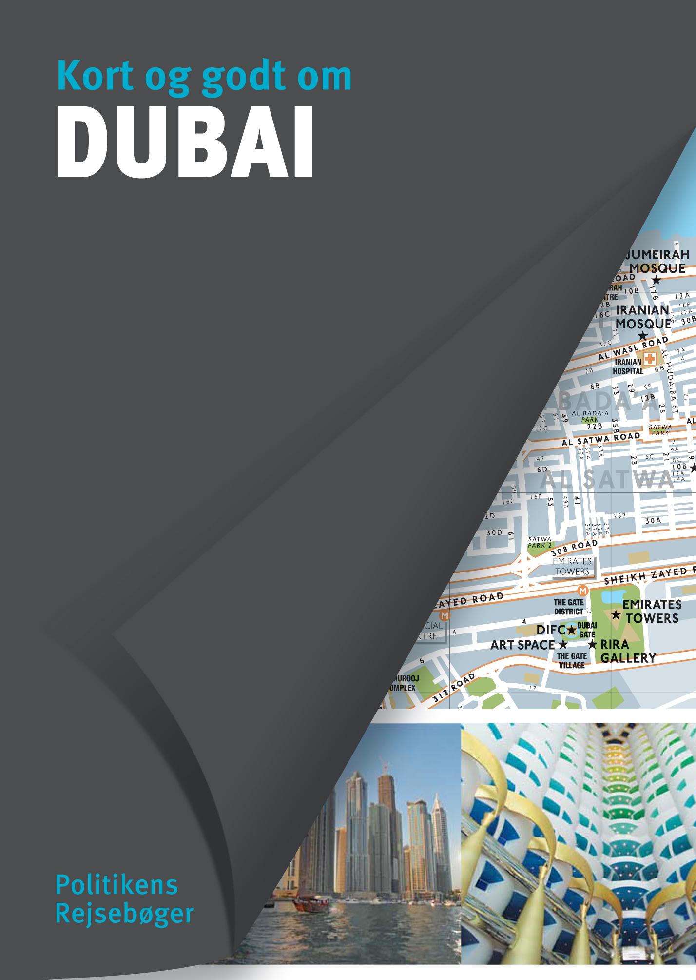 Kort Og Godt Om Dubai Politikens Forlag