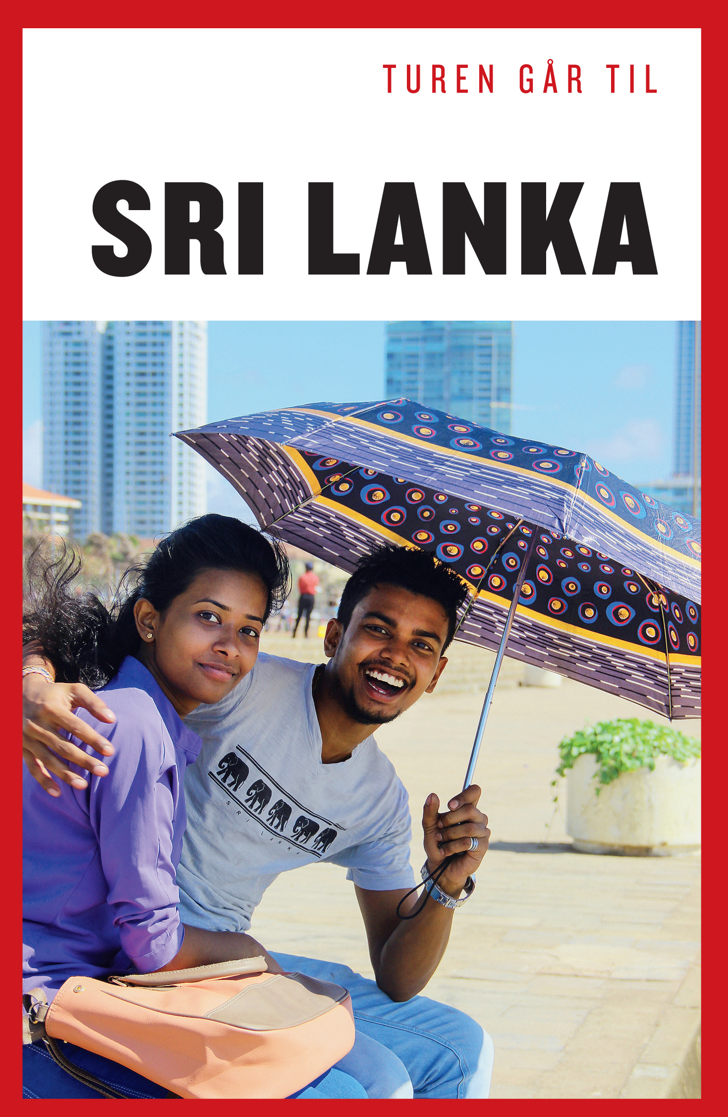 Afholte Turen går til Sri Lanka   Tore E.H. Holst   Politikens Forlag SZ-78