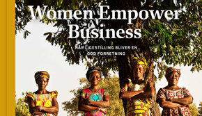 Women Empower Business udkommer